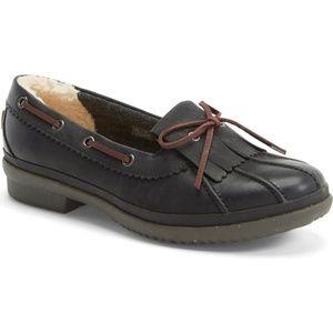 UGG /// Green Haylie Waterproof Loafer